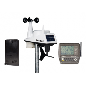 6120 Vantage Vue & WeatherLink Live Bundle with Console