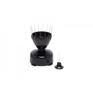 6464 AeroCone® Rain Collector with Flat Base for Vantage Pro2™ and EnviroMonitor® (tipping spoon)