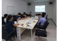Aeroqual Company from New Zealand visited Dianjiang Group Limited